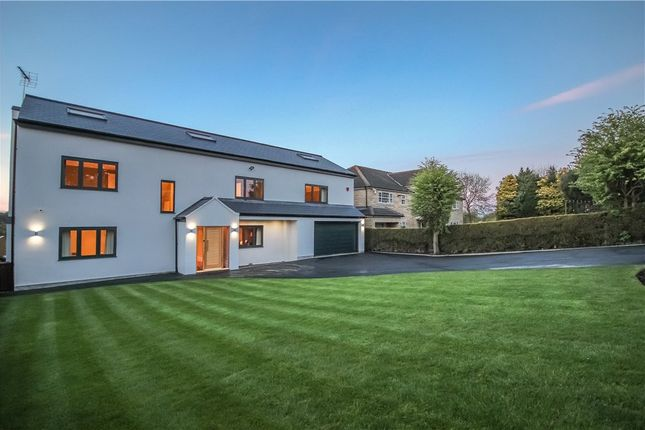 Thumbnail Detached house for sale in Wigton Lane, Alwoodley, Leeds, West Yorkshire
