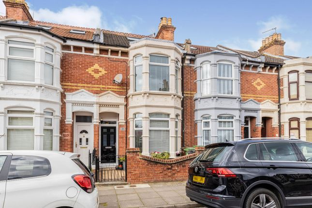 Thumbnail Terraced house for sale in Fearon Road, Portsmouth