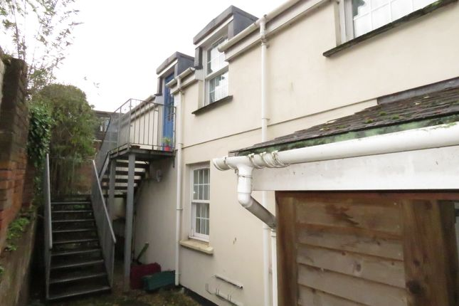 Thumbnail Detached house to rent in St. Davids Hill, Exeter