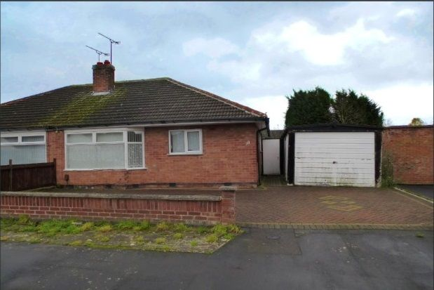 Thumbnail Bungalow to rent in Davenport Avenue, Oadby