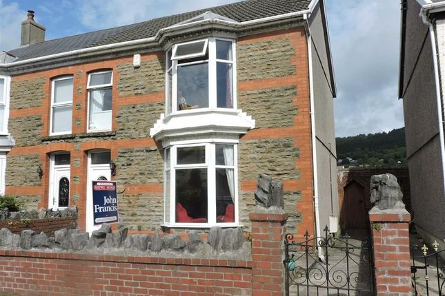 Thumbnail Semi-detached house for sale in Wern Road, Skewen, Neath