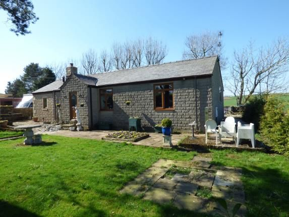 Thumbnail Bungalow for sale in Brierlow Bar, Buxton, Derbyshire