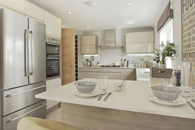 Thumbnail Detached house for sale in Carrick At Chandler Park, Carrick