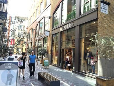 Thumbnail Retail premises to let in 3 Slingsby Place, Covent Garden, London