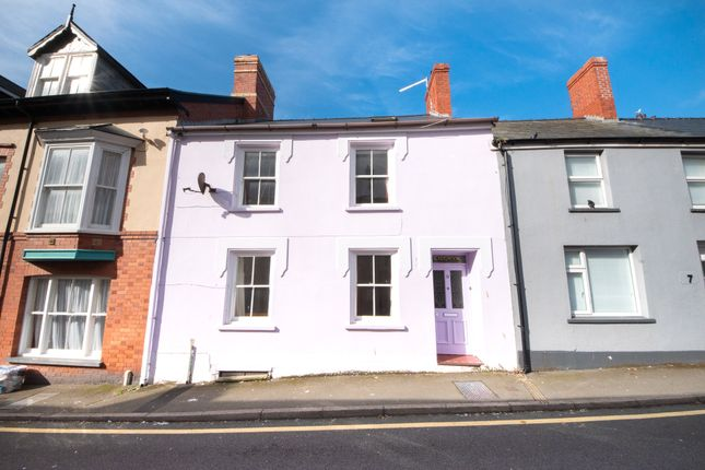 Thumbnail Terraced house to rent in Prospect Street, Aberystwyth