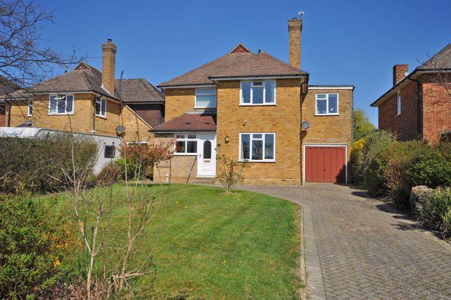 Thumbnail Detached house for sale in Hawthylands Crescent, Hailsham