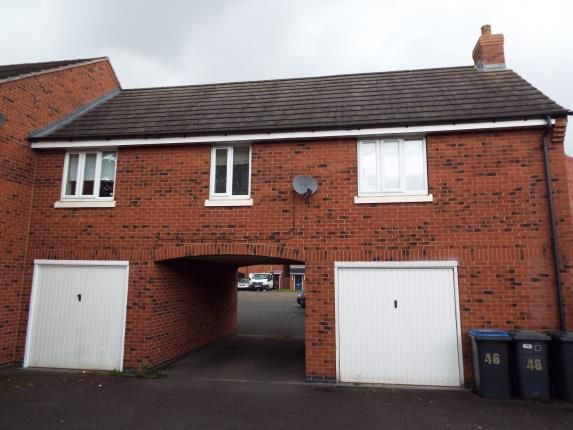 2 bed maisonette for sale in Little Mill Close, Barlestone, Nuneaton, Warwickshire