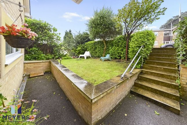 Private Garden of Cotes Avenue, Lower Parkstone, Poole BH14