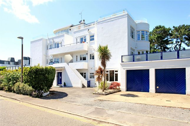Thumbnail Flat for sale in Harbour Court, 2 Chaddesley Glen, Canford Cliffs, Poole, Dorset