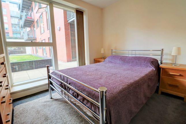 Bedroom of 58 Sherborne Street, Birmingham B16