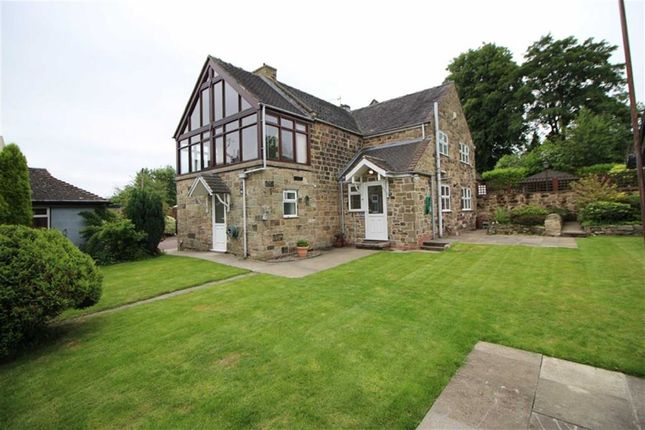 Thumbnail Cottage for sale in Marsh Lane, Belper, Derbyshire