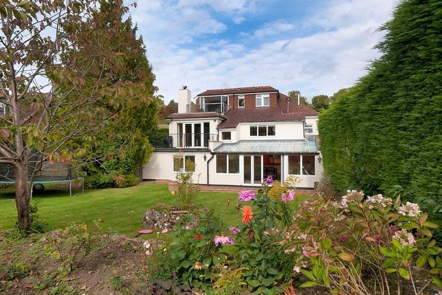 Thumbnail Detached house for sale in Marlborough Parade, Beverley Road, Barming, Maidstone