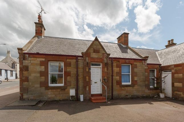 Thumbnail Terraced bungalow for sale in 1 Cockburn Square, Pathhead, Pathhead