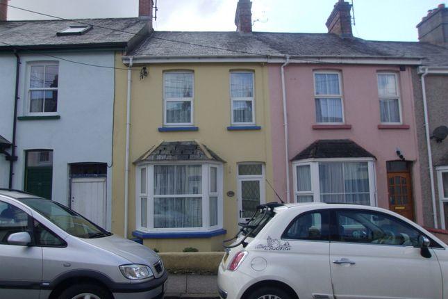 Thumbnail Terraced house to rent in Northfield Road, Okehampton