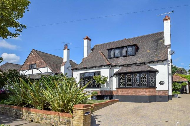 Thumbnail Detached house for sale in Esplanade Gardens, Westcliff-On-Sea, Essex