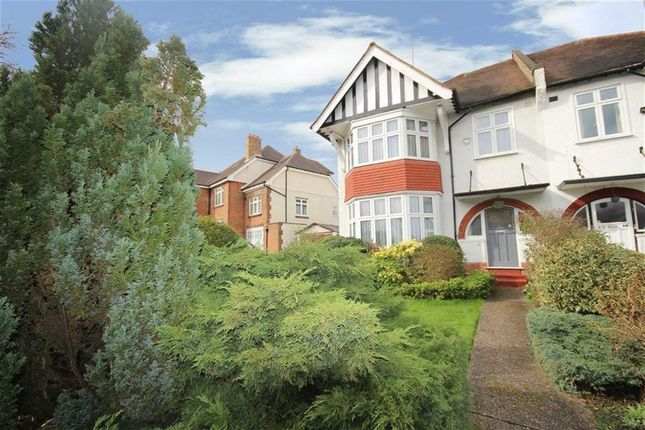 Thumbnail Semi-detached house for sale in Lyonsdown Avenue, New Barnet