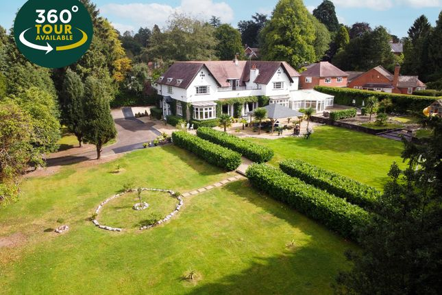7 bed detached house for sale in Stamford Road, Kirby Fields, Kirby Muxloe, Leicester LE9