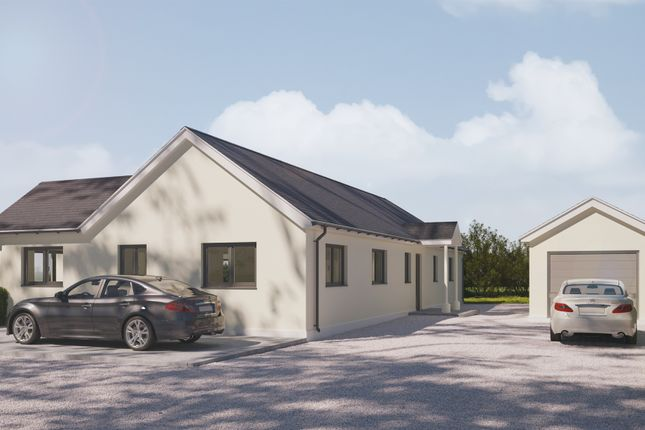 Thumbnail Detached bungalow for sale in Stow Road, Wiggenhall St. Mary Magdalen, King's Lynn