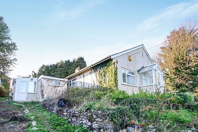 Thumbnail Detached bungalow for sale in Old Road, Galmpton, Brixham
