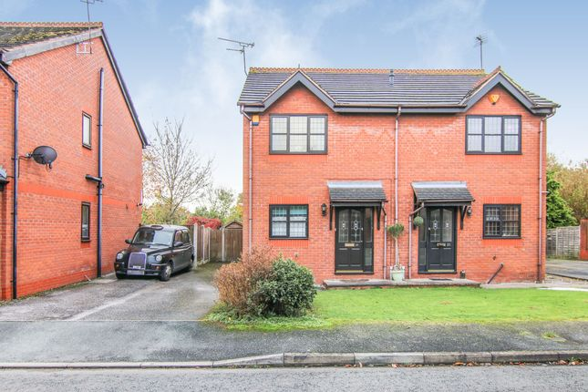 Thumbnail Semi-detached house to rent in Hoole Gardens, Hoole, Chester