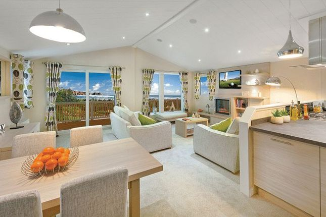 2 bed mobile/park home for sale in Ladram Bay, Otterton, Budleigh Salterton