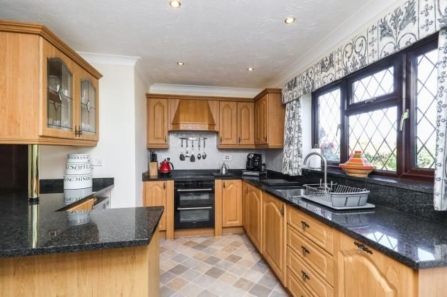 Thumbnail Detached house for sale in Higher Common Close, Buckley, Flintshire, .
