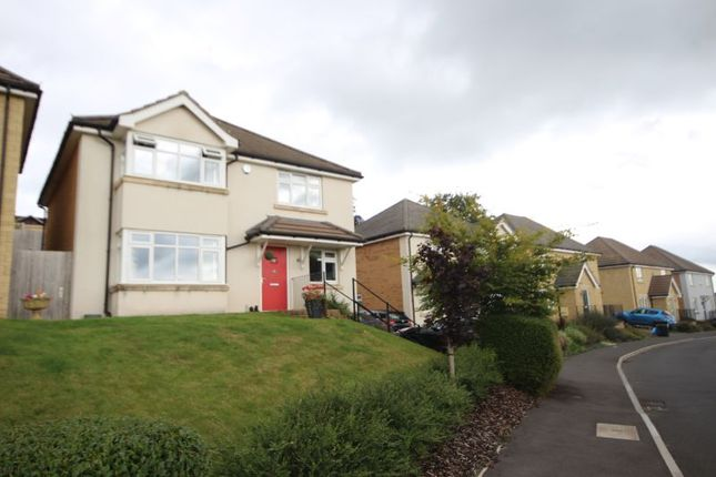 Thumbnail Detached house to rent in Atkins Hill, Wincanton