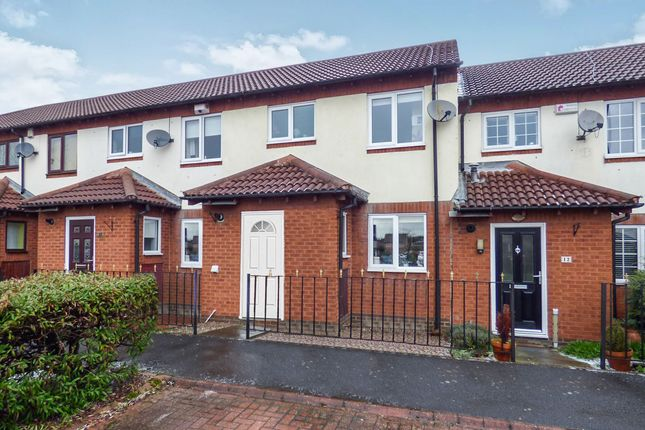 Thumbnail Terraced house for sale in The Spinney, Annitsford, Cramlington