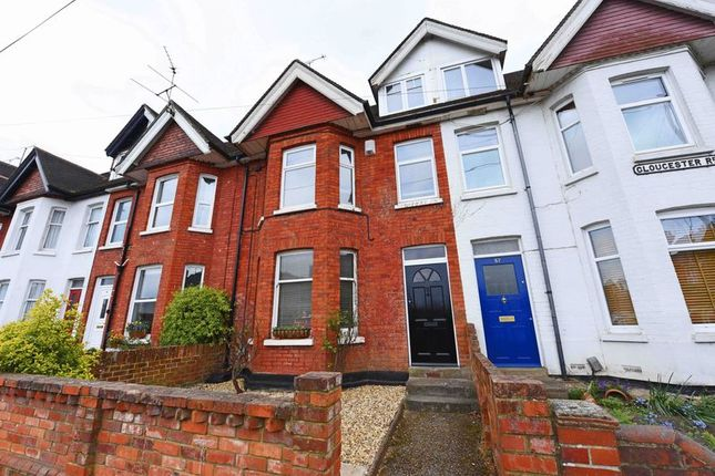 Thumbnail Terraced house for sale in Gloucester Road, Reading