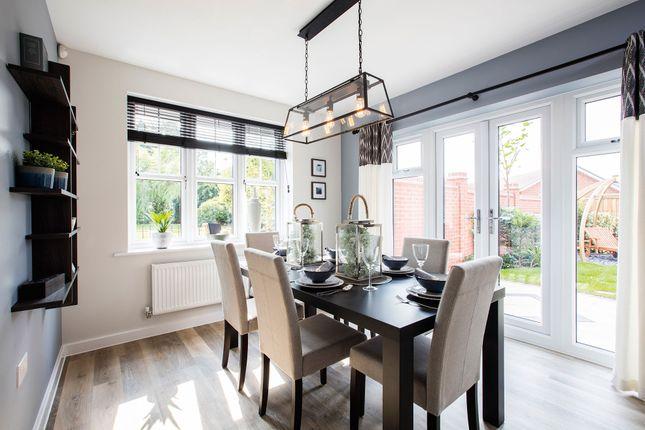 "4 bedroom detached house for sale in ""The Arlington"" at Primrose Drive, Thornbury, Bristol"