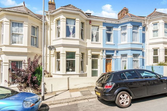 Thumbnail Terraced house for sale in Holland Road, Peverell, Plymouth