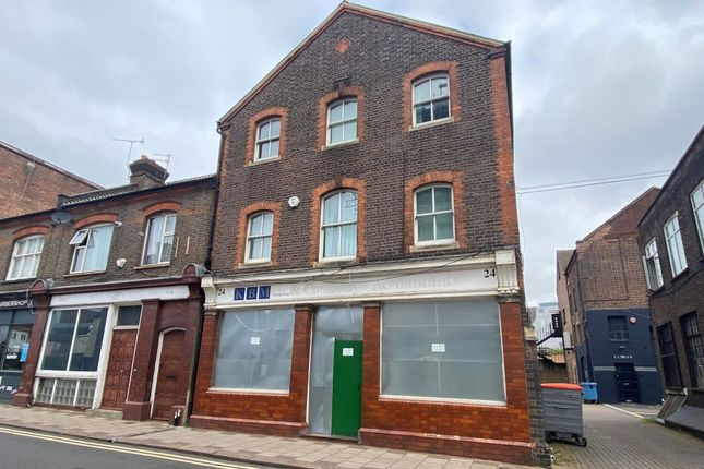 Thumbnail Office for sale in 24 Guildford Street, Luton, Bedfordshire