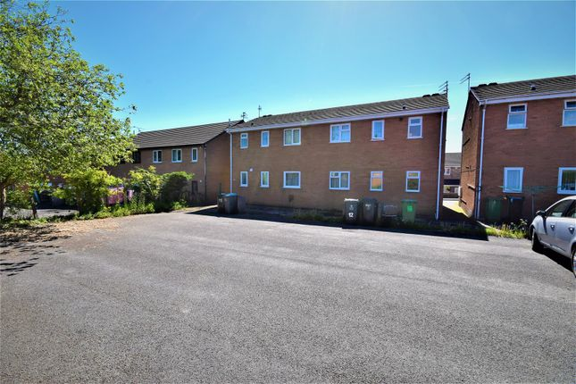 Thumbnail Flat for sale in Aldergrove Place, Coedpoeth, Wrexham