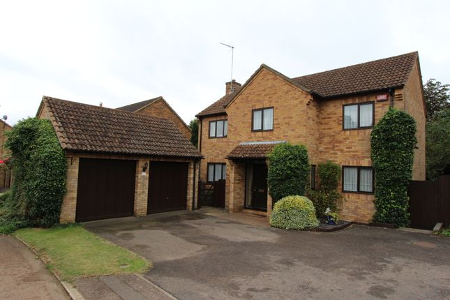 Thumbnail Detached house to rent in Wootton Hill Farm, Northampton