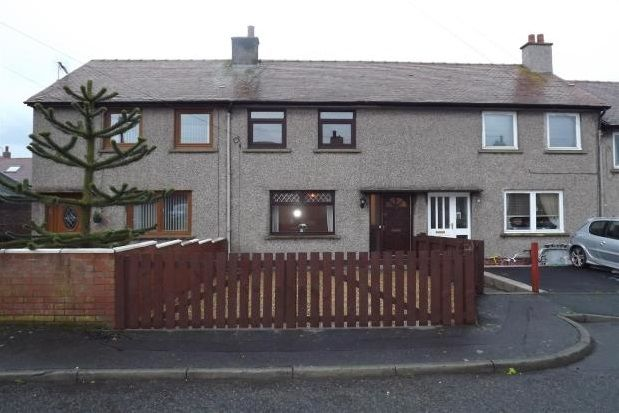 Thumbnail Terraced house to rent in Epworth Gardens, Reddingmuirhead, Falkirk