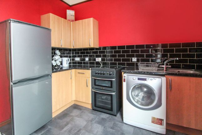 Kitchen of 2 Broomlands Street, Paisley PA1