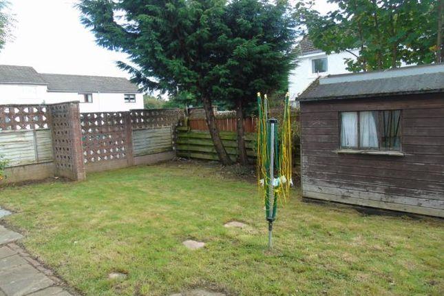 Rear Garden of Evan Barron Road, Inverness IV2