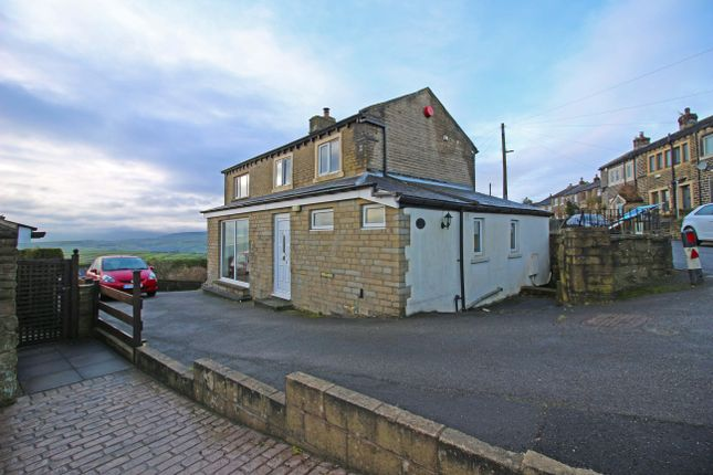 Thumbnail Detached house for sale in High Street, Golcar, Huddersfield