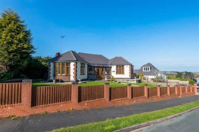 Thumbnail Bungalow for sale in The Crescent, Walton On The Hill, Stafford, Staffordshire