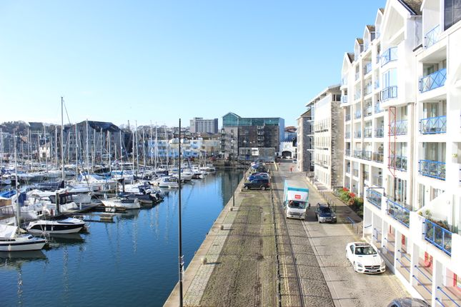 Thumbnail Flat for sale in Sutton Harbour, The Barbican, Plymouth