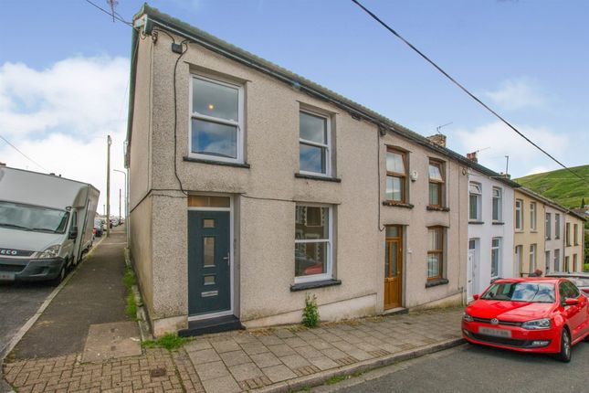 Thumbnail Terraced house for sale in Caroline Street, Williamstown, Tonypandy