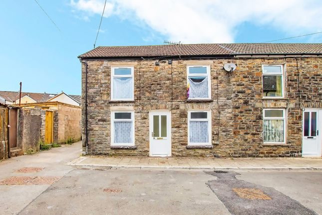 2 bed terraced house for sale in Pleasant Street, Pentre, Mid Glamorgan CF41