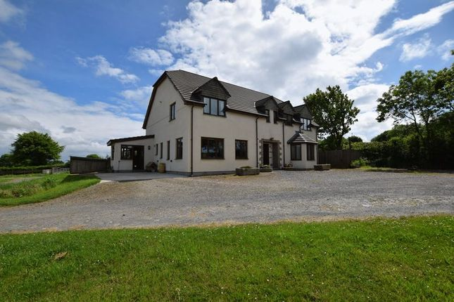 Thumbnail Detached house for sale in Clubworthy, Launceston