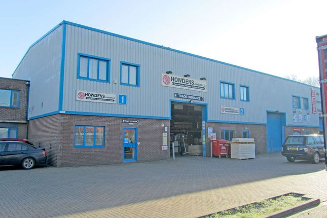 Thumbnail Retail premises to let in Bell Lane, Bellbrook Industrial Estate, Uckfield