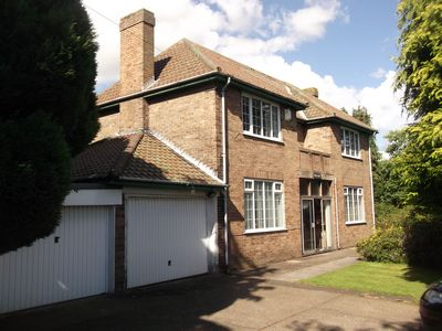 Thumbnail Detached house for sale in Mill Hill Lane, Northallerton