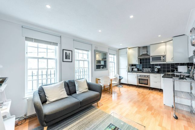 1 bed flat to rent in Regents Bridge Gardens, Vauxhall