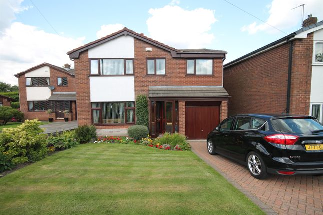 4 bed detached house for sale in Oxford Close, Farnworth, Bolton