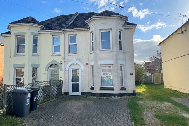 Thumbnail Flat for sale in Stewart Road, Charminster, Bournemouth