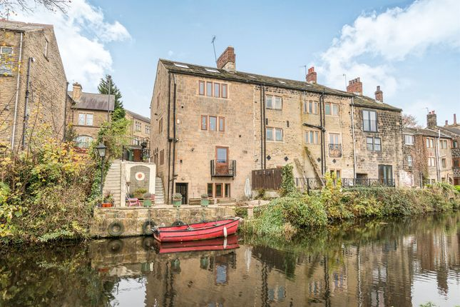 Thumbnail End terrace house for sale in Town Street, Rodley, Leeds
