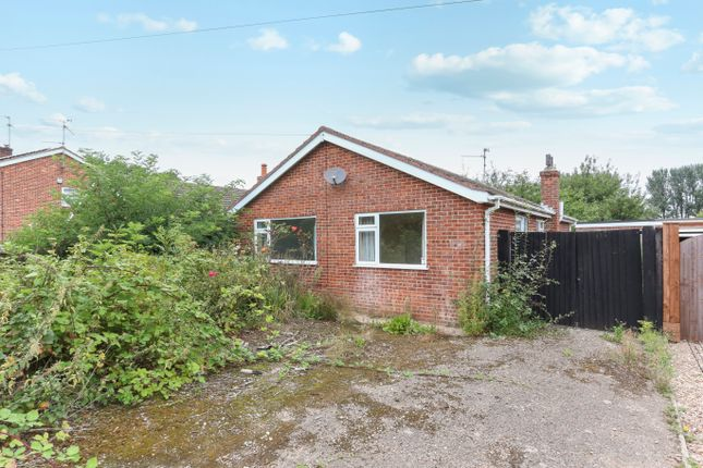 3 bed detached bungalow for sale in Station Road, Tydd Gote PE13